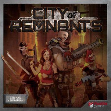 city pf remnants